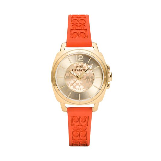 Coach Boyfriend Women's Watch, 34mm