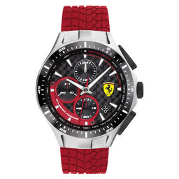 Scuderia Ferrari Race Day