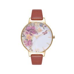 Olivia Burton Enchanted Garden Women's Watch