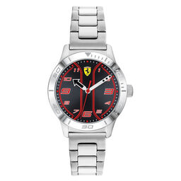 Scuederia Ferrari Academy Kids 34mm Watch