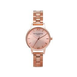 Olivia Burton Midi Dial Bracelet Rose Gold Watch