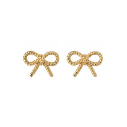Olivia Burton Vintage Bow Stud Earrings
