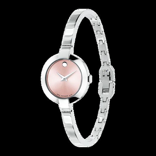 Movado Bangle Watch, 25mm