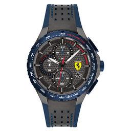 Scuederia Ferrari Pista Men's 44mm Watch