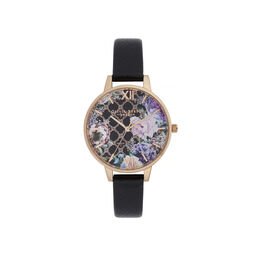Olivia Burton Glasshouse Demi Dial Watch