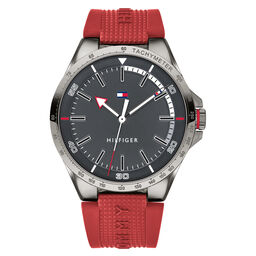 Tommy Hilfiger Silicone Strap