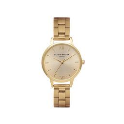 Olivia Burton Midi Dial Bracelet Gold Watch